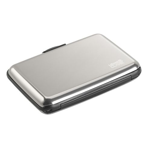 Display product reviews for Lewis N. Clark RFID Aluminum Wallet