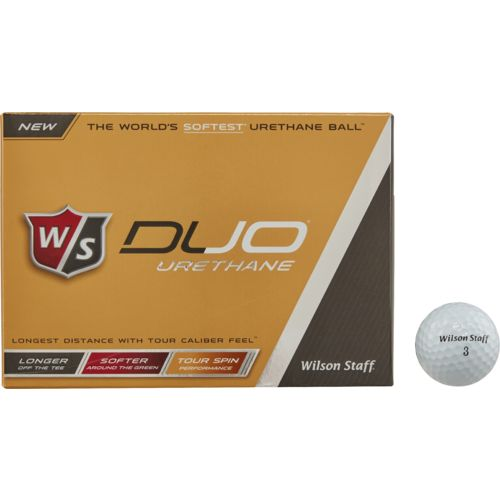 Wilson Staff DUO Urethane Golf Balls