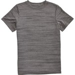 BCG Boys' Melange Turbo Crew Neck Training T-shirt - view number 4