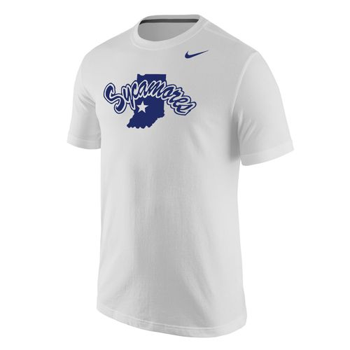 Nike Men's Indiana State University Logo T-shirt