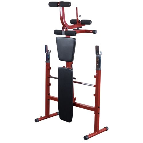 Body-Solid Best Fitness Olympic Folding Bench - view number 2