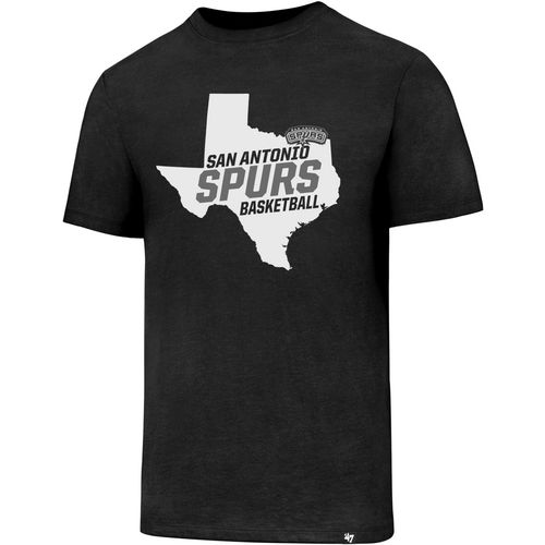 '47 San Antonio Spurs State of Texas Club T-shirt