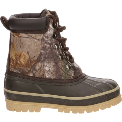 Display product reviews for Magellan Outdoors Boys' Duc Boot III Hunting Boots
