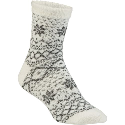 Display product reviews for Magellan Outdoors Women's Marled Nordic Lodge Socks