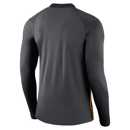 Nike™ Men's University of Tennessee Coaches 1/4 Zip Pullover - view number 2