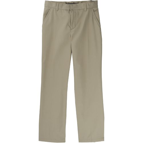 French Toast Boys' Slim Adjustable Waist Double Knee Pants