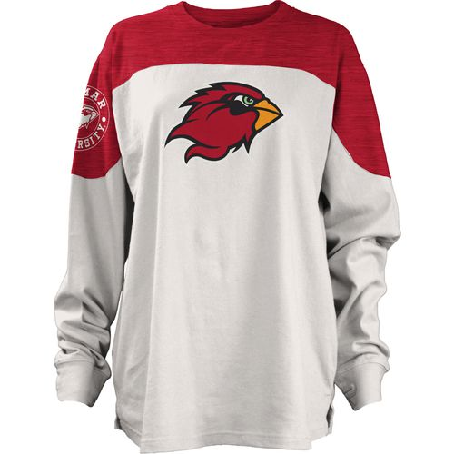 Three Squared Juniors' Lamar University Cannondale Long Sleeve T-shirt
