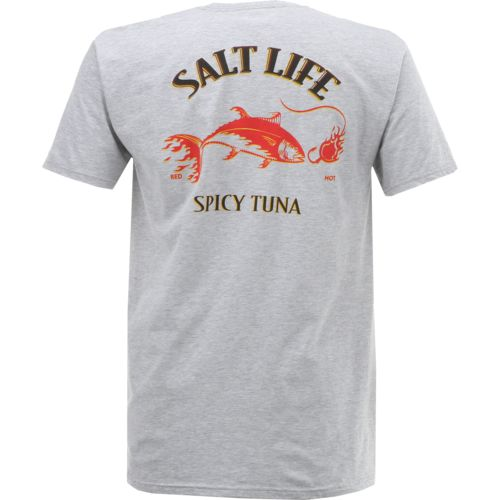 Salt Life Men's Spicy Tuna Short Sleeve T-shirt