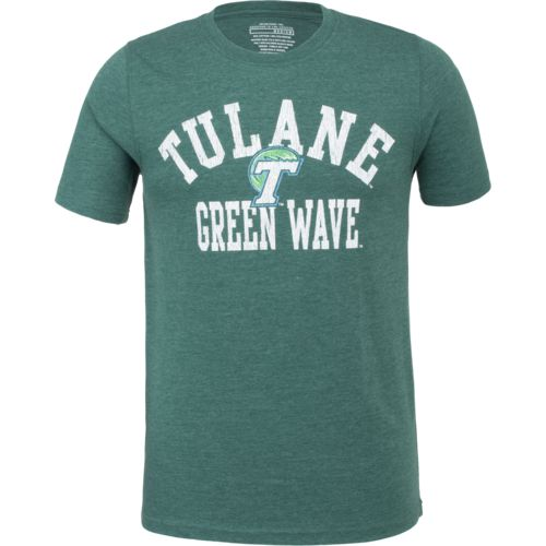 Colosseum Athletics Men's Tulane University Vintage T-shirt