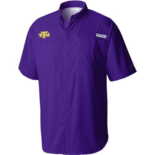 Columbia Sportswear Men's Tennessee Tech University Tamiami Shirt - view number 1