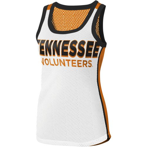 G-III for Her Women's University of Tennessee Opening Day Mesh Tank Top