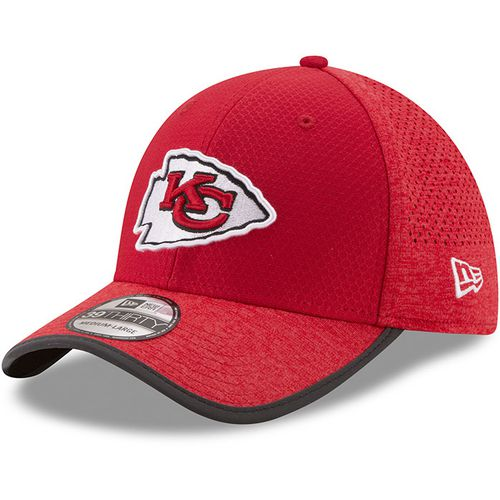 New Era Men's Kansas City Chiefs 39THIRTY Onfield Team Training Cap