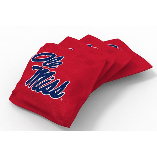Wild Sports University of Mississippi Beanbag Set - view number 1