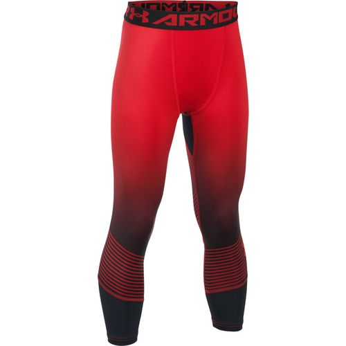Under Armour Boys' Armour HeatGear 3/4-Length Novelty Legging