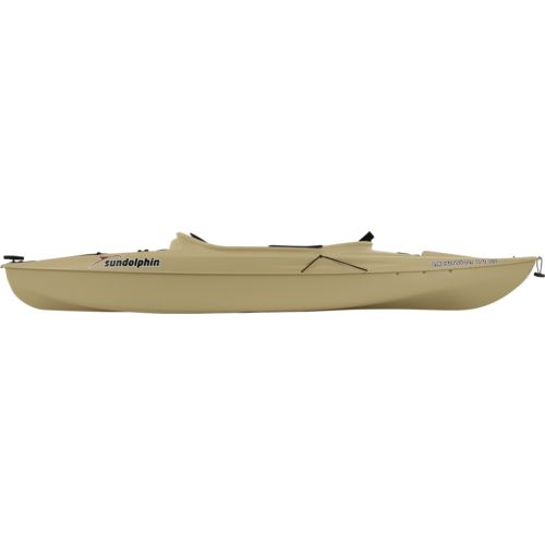 Sun dolphin excursion 10 ss 10 ft fishing kayak academy for 10 ft sun dolphin fishing kayak