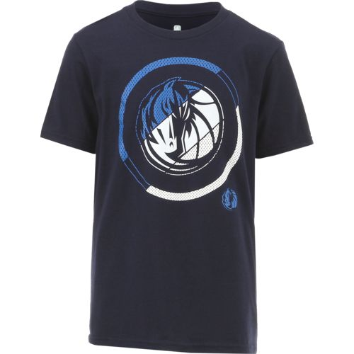 NBA Boys' Dallas Mavericks Double Slice T-shirt