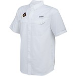 Columbia Sportswear Men's East Carolina University Low Drag Offshore Short Sleeve Shirt - view number 3
