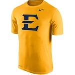 Nike Men's East Tennessee State University Dri-FIT Legend 2.0 Short Sleeve T-shirt - view number 1