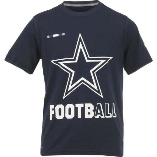 Nike Kids' Dallas Cowboys Legend Icon Football T-shirt