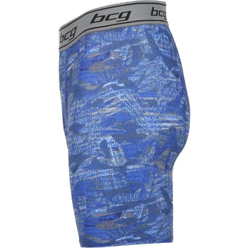 BCG Boys' Printed Compression Brief - view number 4
