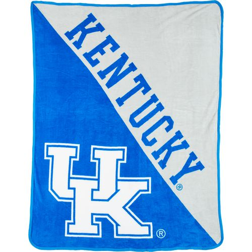 The Northwest Company University of Kentucky Halftone Micro Raschel Throw