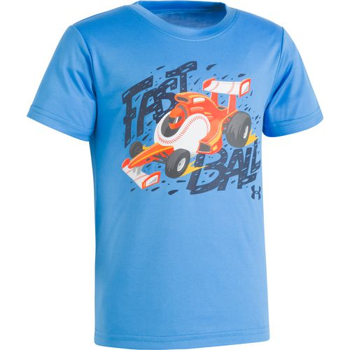 Under Armour Boys' Fastball Short Sleeve T-shirt