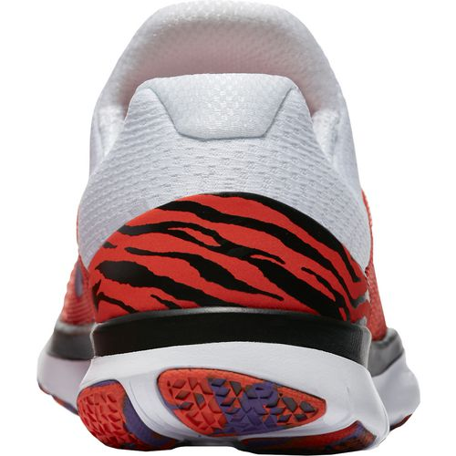 Nike Men's Clemson University Free Trainer V7 Week Zero Training Shoes - view number 4