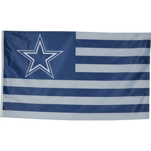 WinCraft Dallas Cowboys 3 ft x 5 ft Deluxe Americana Flag