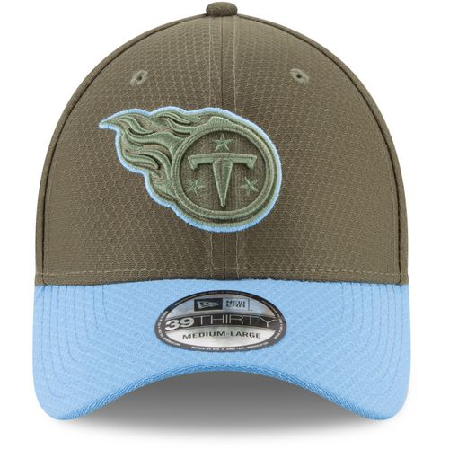 New Era Men's Tennessee Titans Salute to Service '17 39THIRTY Cap