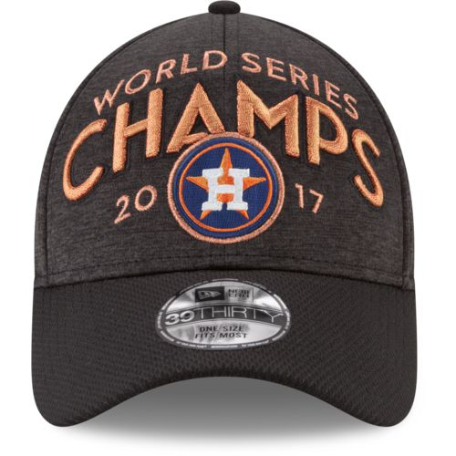 Astros World Series Champions Locker Room Hat