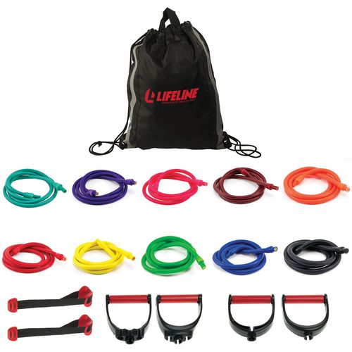 Lifeline Ultimate Resistance Trainer Set