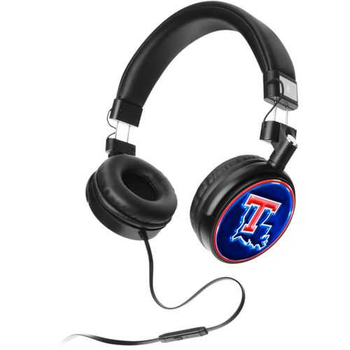 Mizco Louisiana Tech University 4D Logo Headphones