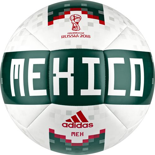 Display product reviews for adidas OLP Mexico World Cup 2018 Soccer Ball