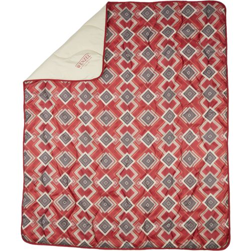 Display product reviews for Wenzel 60 in x 70 in Camp Quilt