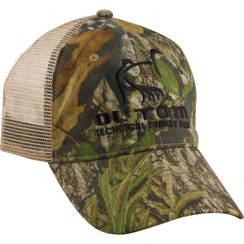 Ol' Tom Men's Mesh Back Cap