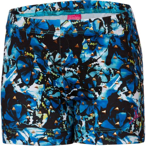 Capezio Girls' Future Star Butterfly Dreams Bike Shorts