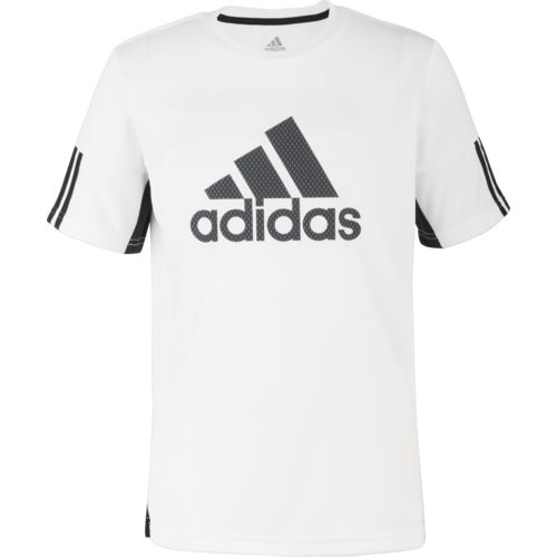 adidas Boys' climacool Condition Training T-shirt