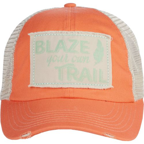 Magellan Outdoors Women's Blaze Your Own Trail Cap - view number 1