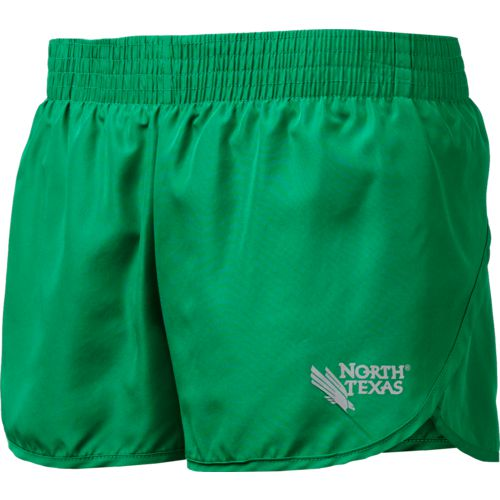 Colosseum Athletics Women's University of North Texas Reflective Logo Shorts