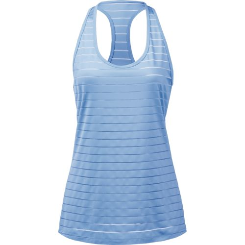 BCG Women's Jacquard Stripe Tank Top