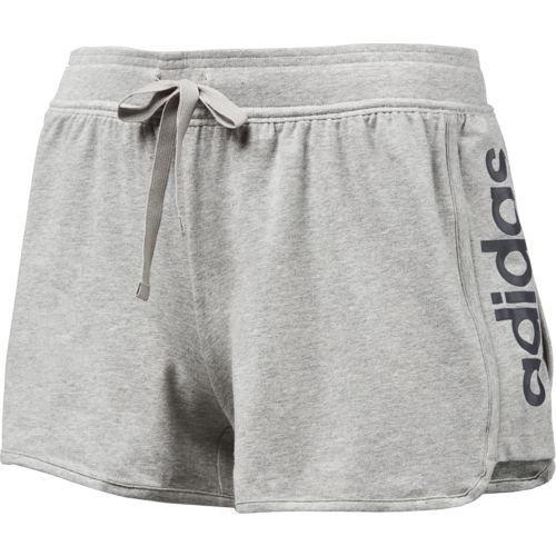 Display product reviews for adidas Women's Essentials Linear Shorts