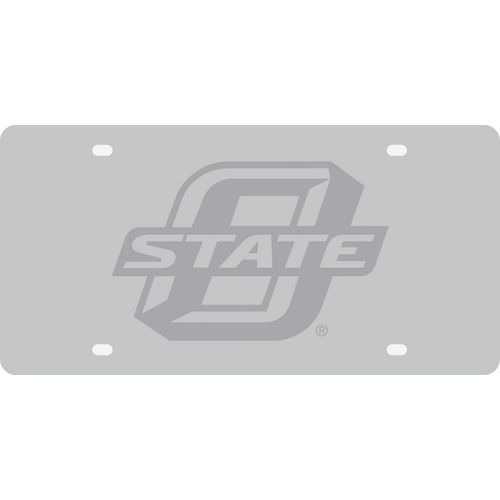 Stockdale Oklahoma State University Frost License Plate