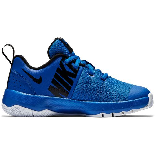 Display product reviews for Nike Boys' Team Hustle Quick Basketball Shoes