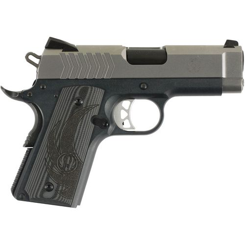 Ruger SR1911 Lightweight Officer 9mm Pistol
