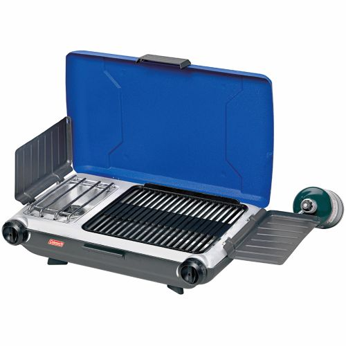 Display product reviews for Coleman® PerfectFlow™ 2-Burner Propane Grill Stove