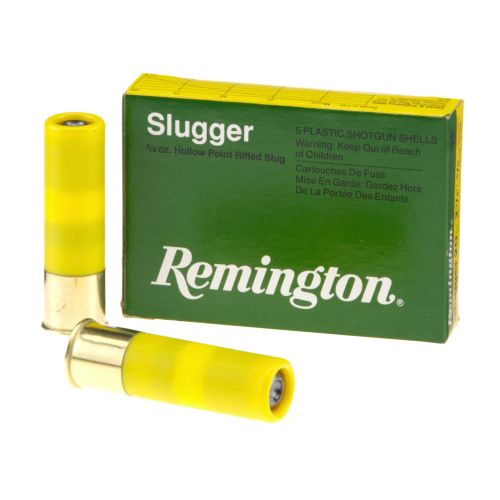 Display product reviews for Remington Slugger 20 Gauge Rifled Slugs