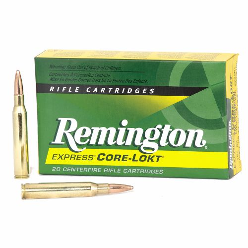 Remington Core-Lokt® .280 Remington 150-Grain Centerfire Rifle Ammunition