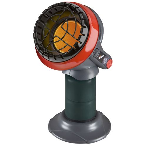 Display product reviews for Mr. Heater Little Buddy Propane Heater