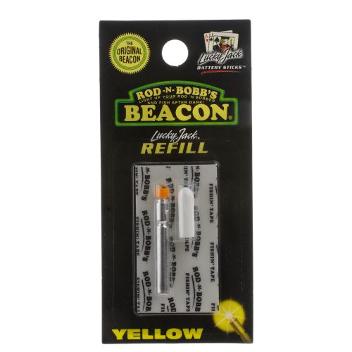 Yellow Battery Refill