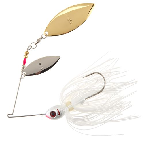 Display product reviews for BOOYAH 1/2 oz Double-Willow Blade Spinnerbait